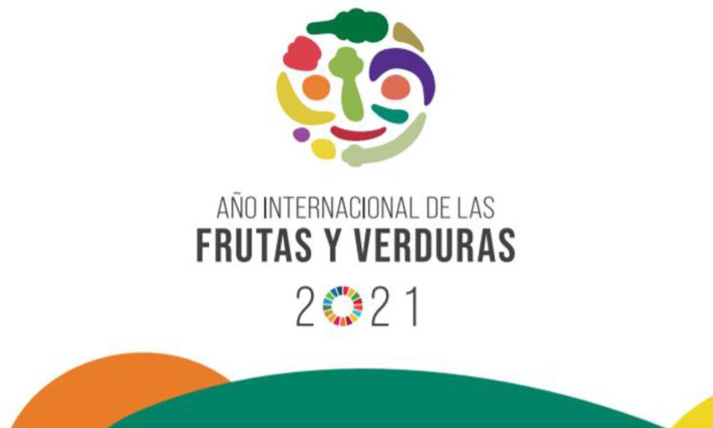 año internacional de frutas y verduras